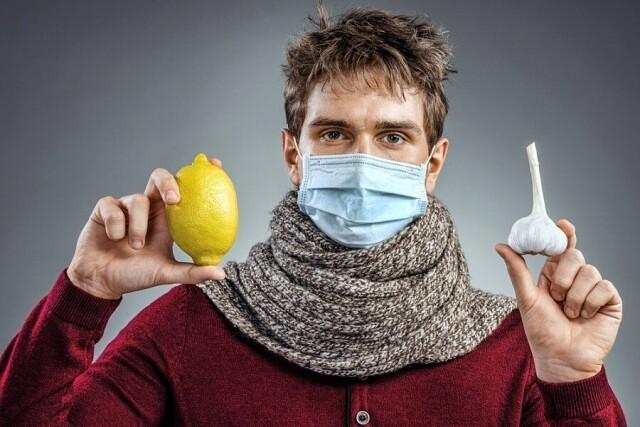 Коронавирус встретил грипп